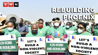 KwaZulu-Natal Premier Sihle Zikalala led a peace walk in the Phoenix area in a bid to unite the community. Phoenix was embroiled in violence and racial tension during the July civil unrest which left a number of people dead.  #KZNunrest