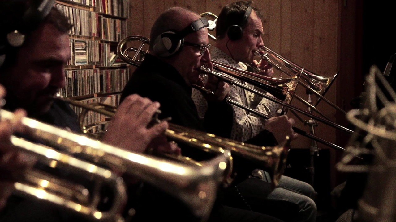 Pierre Bertrand & Caja Negra with Big Band |Teaser Emove