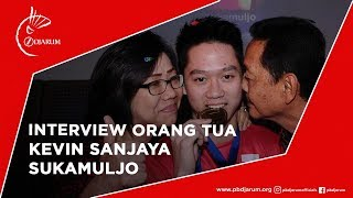 Wawancara Orangtua Kevin Sanjaya