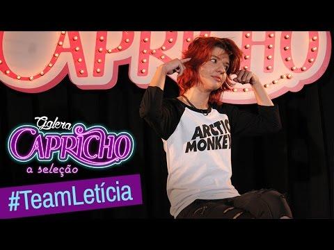 Galera CAPRICHO - A Seleção: comportamento #teamleticia