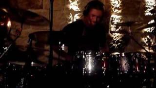 Panzerballett - DrumSolo+Meshugge live @ Dreden, JazzClub Neue Tonne