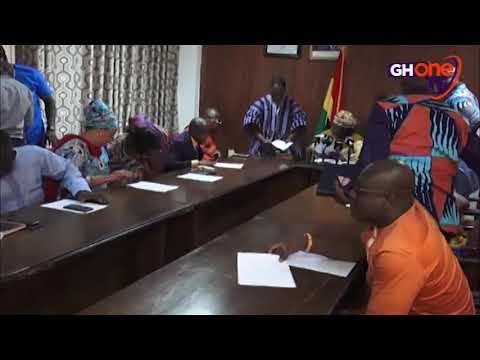 Accra Metropolitan Assembly to enforce ban on posters and advertisement at public place  #GHOneNews