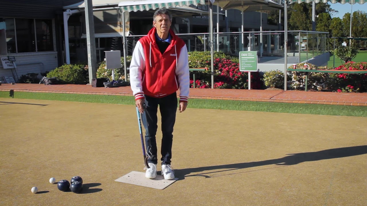 Coaching Corner: Bowling Arms - Stand and deliver