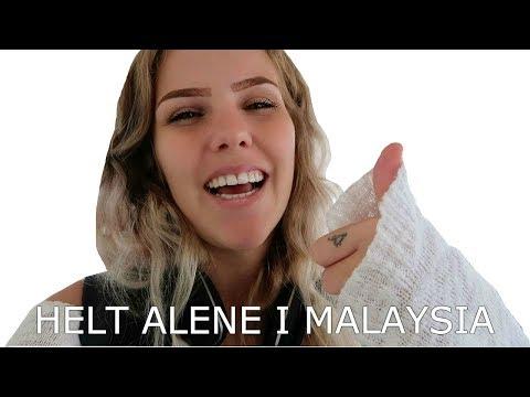 FREMMEDE MAND KLASKER MIG I RØVEN | ALENE I MALAYSIA