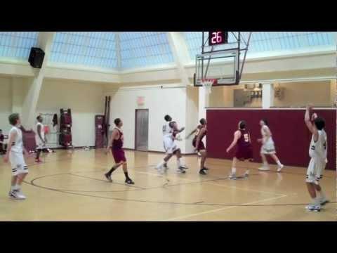 Horace Mann Boys Varsity Basketball 2012 Episode 4