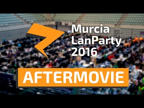 Murcia Lan Party 2016 - Aftermovie