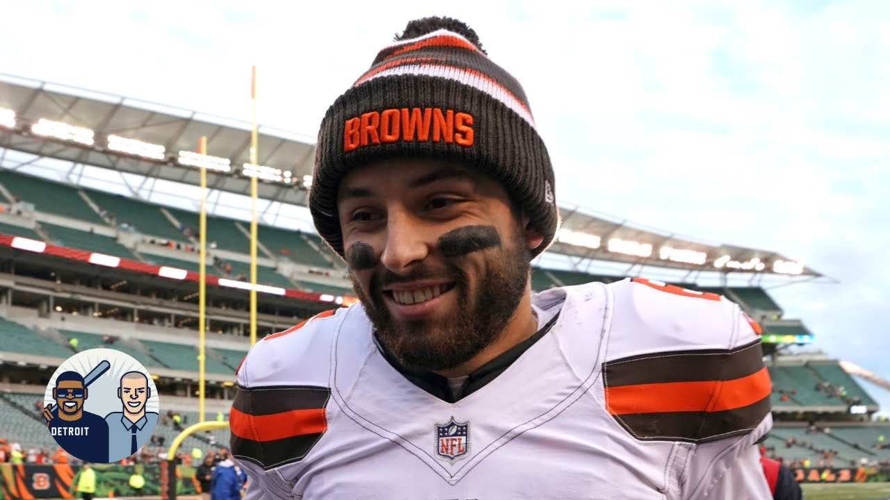 Does Baker Mayfield's explanation for walking out on interview actually make sense? | Jalen & Jacoby