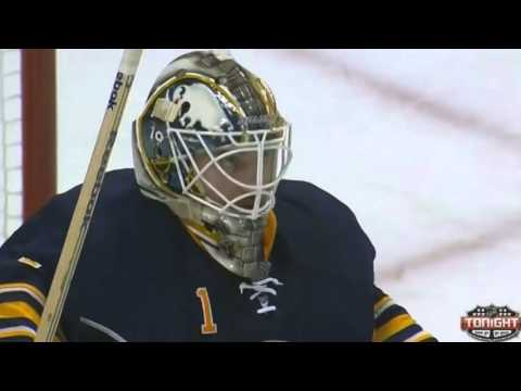 Andrej Sekera Goal - Carolina Hurricanes v Buffalo Sabres - January 23 2014