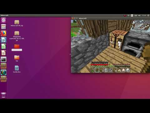 Minecraft PE 1.2.5.52 on linux using mcpelauncher-linux - Easy way