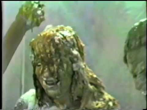 Jeannie, Joey and Tani's Messy Food Fight - Part 1