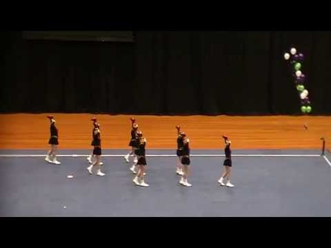 Greenpoint DrillDance - 1st Senior Technical Drill Sydney 2013