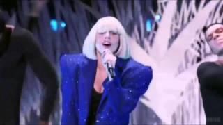 Lady gaga applause live mtv vma 2013 ...