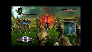 Kamen Rider Battride War(PS3) - Decade Gameplay