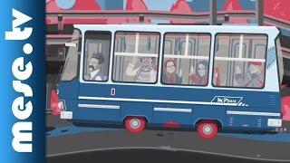 MintaPinty Zenekar: Buszon (gyerekdal, mese) | MESE TV