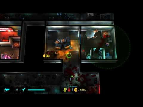 Neon Chrome - Hacker 02 - Predator - Area Sweep |