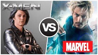 Ртуть Марвел vs Люди икс