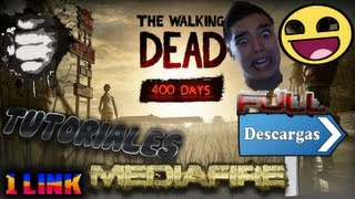 Descargar The Walking Dead 400 DAYS [1Link][Español][2013][MEDIAFIRE]