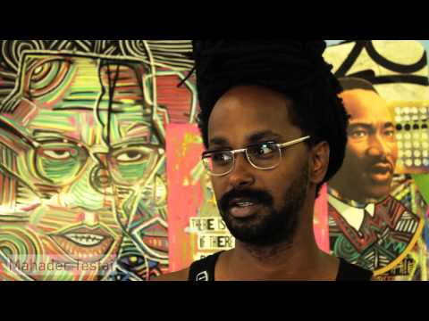 Mahader Tesfai @ Omi Gallery Oakland September 2015