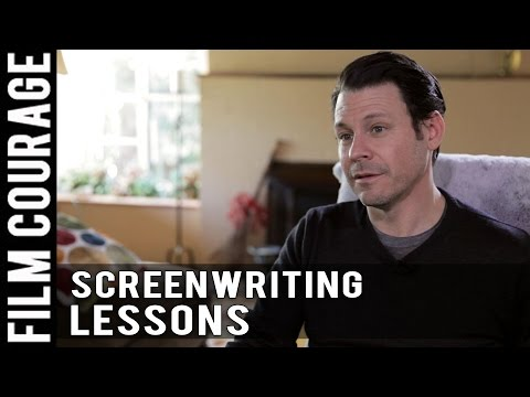 3 Great Screenwriting Lessons by Blayne Weaver