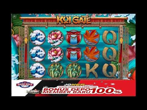 Woow,,!!Cara Menang Main KOI GATE - BIG WIN DI GOODBOLA888