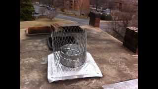 Reline Chimney & Install Pacific Energy Neo 1.6