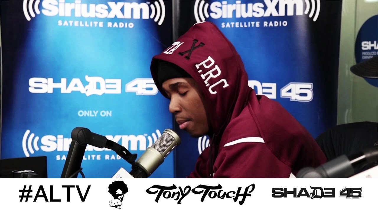 Rigz Freestyle On DJ Tony Touch Shade 45