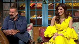 The Kapil Sharma Show - Panipat Episode Uncensored | Sanjay Dutt, Kriti Sanon, Ashutosh Gowariker