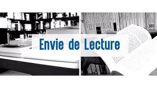 Envie de lecture – Emission du 9 octobre 2015