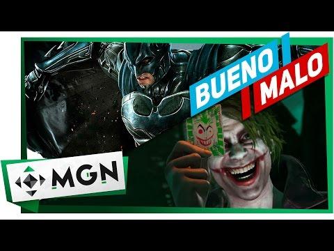 INJUSTICE 2: LO BUENO Y LO MALO (Reseña y análisis) | MGN