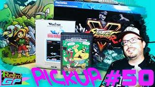 Ittle Dew 2 Soundtrack, ToeJam & Earl, Big Blue on Vectrex and a PS4 Arcade Stick - Retro GP
