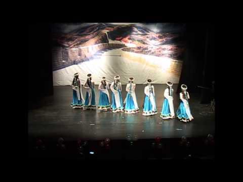 Drustvo Daleki istok   Godina Koze   ples  Tibet 1