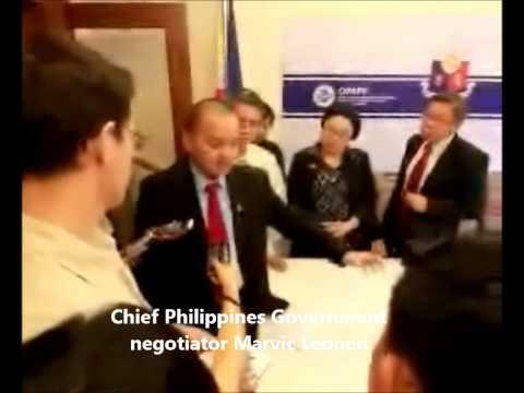 Mindanao peace pact