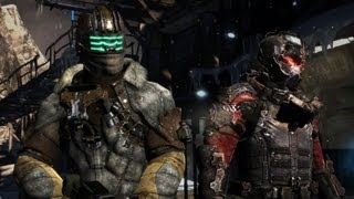 [HD] - XBOX360 - Gameplay Co Op Dead Space 3 (ITA)