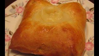Итальянские булочки с заварным кремом