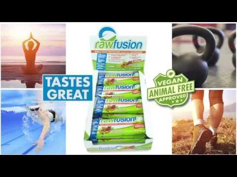 Raw Foods Protein Superfood - Rawfusion Bar