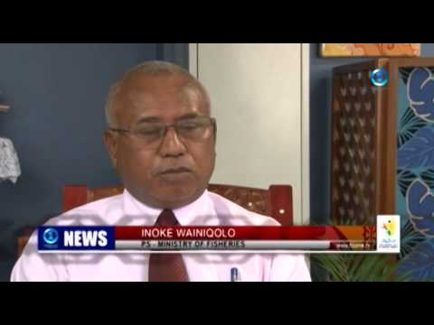 Fiji One News Bulletin 13/07/15
