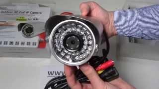 Camera supraveghere IP cu PoE Foscam FI9805E - www.bigit.ro - 0748.69.68.67