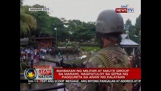 SONA: 10 barangay sa Marawi, may mga miyembro pa ng Maute group, ayon kay Mayor Gandamra