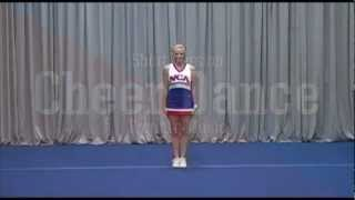 Cheer Dance Tryout 2013 NCA