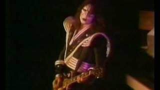 Ace Frehley Guitar Solo Tokyo Japan 1977