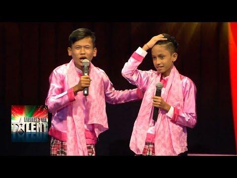 YTM Child Actor | Semi Final | Myanmars Got Talent 2015 Season 2