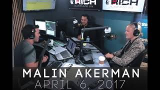 Malin Akerman gives Covino & Rich a quick Swedish pronunciation lesson