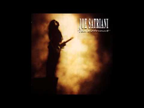 "Joe Satriani - ""Friends"" backing in D Standard"