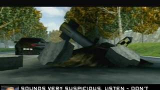 Knight Rider The Game A Directors Cut: CH1 - An Explosive Return