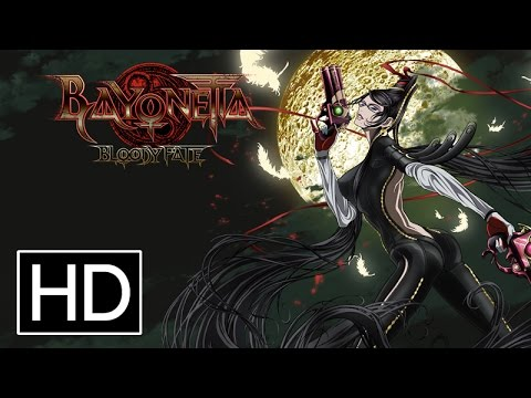 Bayonetta Bloody Fate Official Trailer Youtube