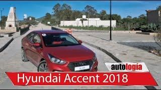 Primer contacto con el Hyundai Accent 2018 смотреть