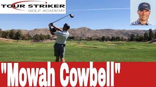 I Need More Cowbell (SmartBall)   Martin Chuck   Tour Striker Golf Academy