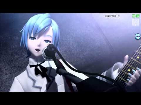 Kaito Unhappy refrain Project DIVA Arcade Future Tone (HD)