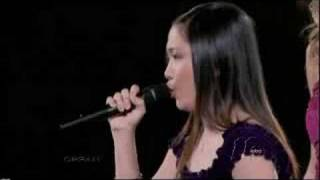 Charice With Celine Dion - Because You Loved Me