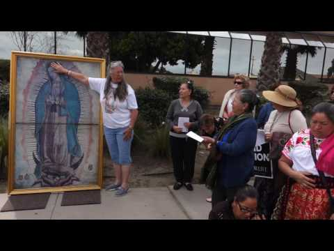 Missionary Image Pilgrimage in Santa Maria, CA